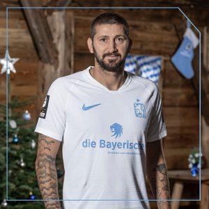 Weihnachtsaktion des TSV 1860 München